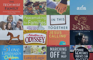 Discipleship Resources for Parents (Books, Articles, Webinars, + More)