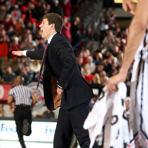 Todd Abernethy - Professional Basketball Player & Collegiate Assistant Coach