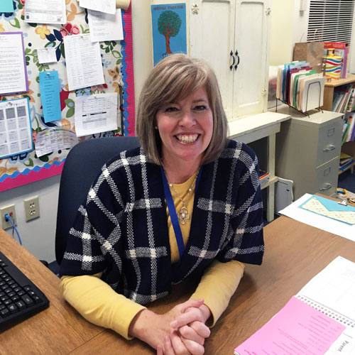Lori McCullough - Prep-K Teacher