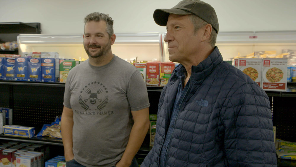 Jonathan Lawler and Mike Rowe on Returning the Favor