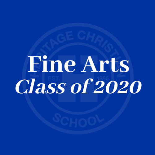Profiles of Senior Fine Arts Students