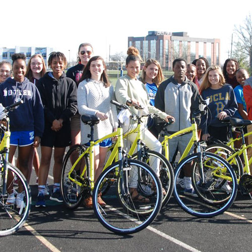 HCS Awarded Grant to Purchase Bicycles