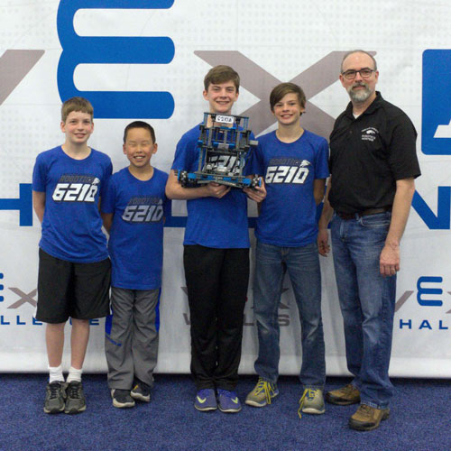 2018 VEX Robotics World Championships