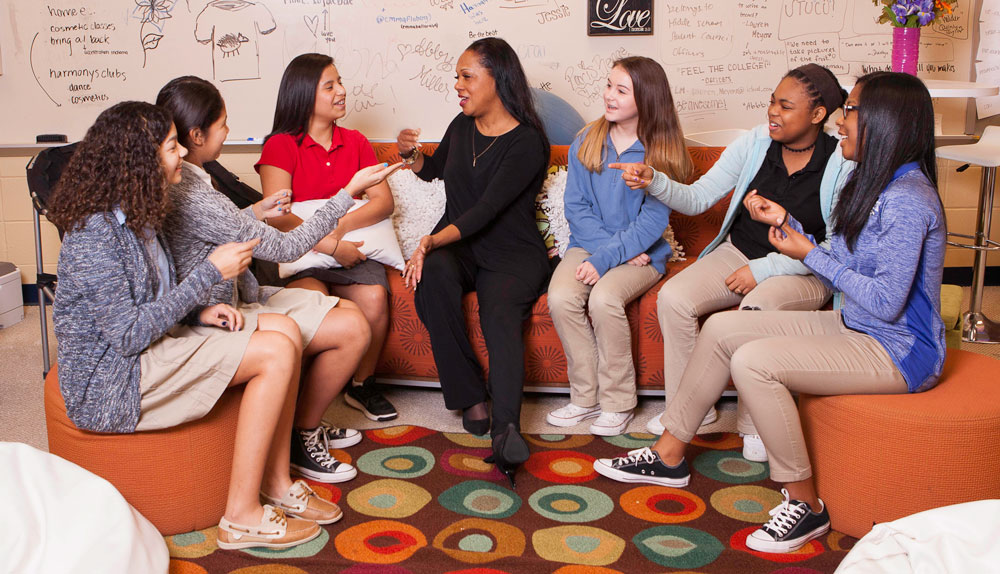 Middle School Small Group