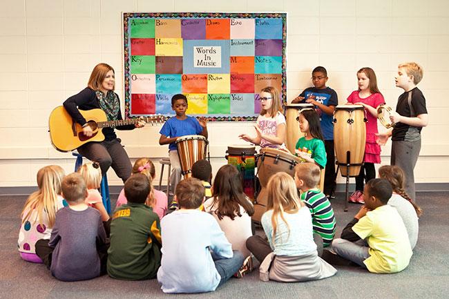 Elementary Classrooms Around The World ~ Cathy bartemus elementary music teacher