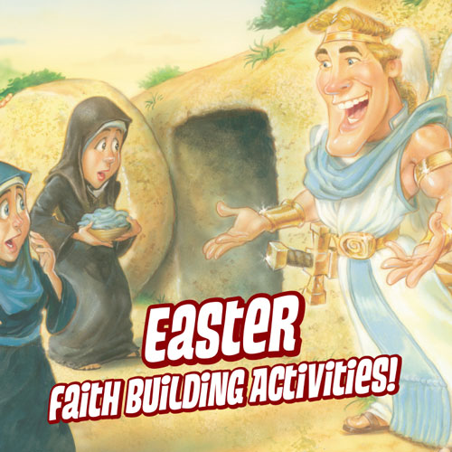Easter Faith Building Activities