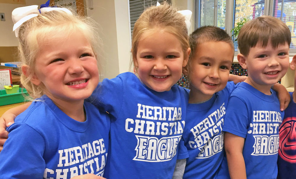 Heritage Preschool Students