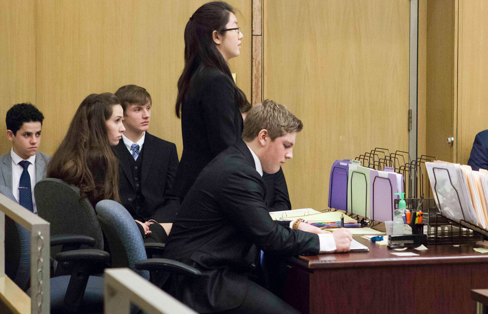 Mock Trial Competition