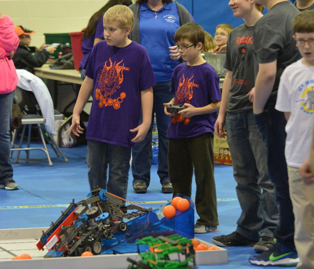 Robotics Heritage Christian School
