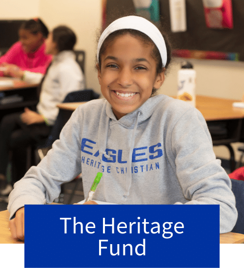Give To The Heritage Fund